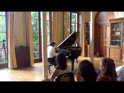 Concert « Pianistes amateurs virtuoses »<br /> Chopin, Polonaise Fantaisie
