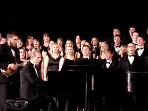 JHS (Jackson High School, Ohio 2008 Choir Concert Clip