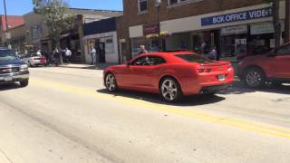 Dodgeville (WI) United States  city pictures gallery : Hot Rod Power Tour Burnouts (Dodgeville, WI)