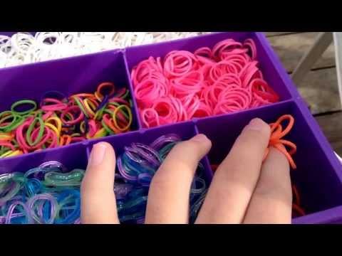Where I got my rainbow loom bands