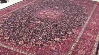 World NO:1 Antique Persian Carpet Made By Saber