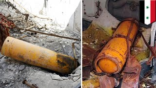Leaked OPCW report finds Douma chemical attack likely staged