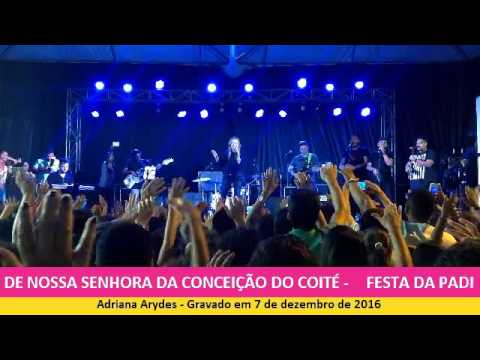 Adriana Arydes em Conceição do Coité