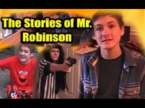The Stories of Mr. Robinson Ep. 1: Getting Trapped