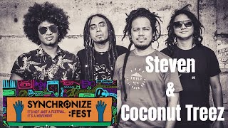 "Video Steven and Coconut Treez, Synchronize Fest 2018, In Memoriam Aray Daulay & ""Opa"" Teddy Wardhana MP3, 3GP, MP4, WEBM, AVI, FLV Oktober 2018"