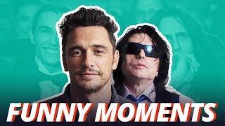 Video James Franco Tommy Wiseau Impression - Funny Moments 2017 MP3, 3GP, MP4, WEBM, AVI, FLV Maret 2018