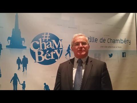 #Chambéry Retour sur le conseil municipal du 10 mai 2017 par Michel Dantin
