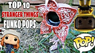 Video Top 10 Stranger Things Funko Pops! MP3, 3GP, MP4, WEBM, AVI, FLV Oktober 2018