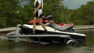 "10. SEA-DOO MOVEâ""¢ TRAILER FAMILY - SAFE, FAST AND SIMPLE"