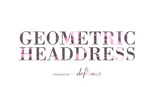 Deftones - Geometric Headdress | Lyrics 1080p