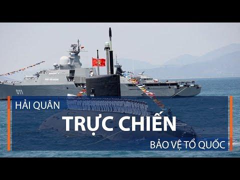 Hải quân trực chiến bảo vệ Tổ quốc | VTC1 - Thời lượng: 2 phút, 53 giây.