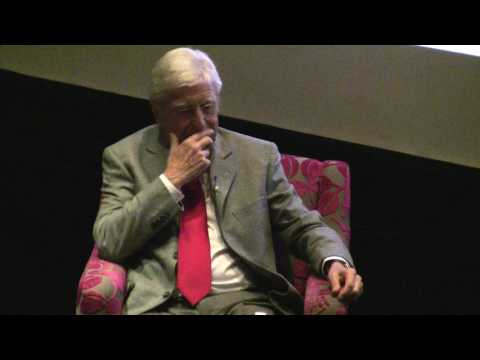 BroadcastnowTV - Talk show legend Sir Michael Parkinson shares memorable moments with Broadcast editor Lisa Campbell about his 40 years in the business.