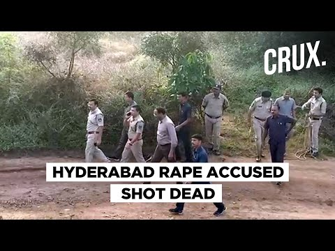 Hyderabad Rape Case | All Four Accused Killed In Police Encounter At Crime Spot
