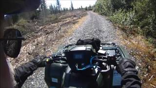 4. 2016 Honda Foreman First Ride