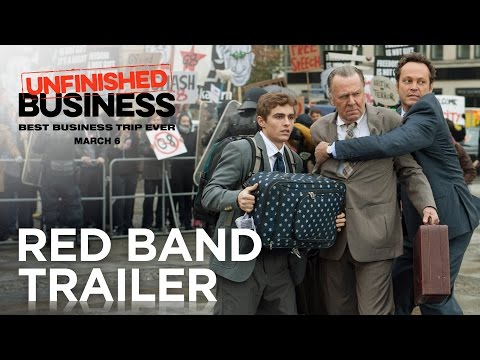 Unfinished Business (Red Band Trailer)