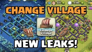 Video LEAKED: TWO VILLAGES in Clash of Clans - You Heard It Here First! | NEW Update Leaks Shipwreck MP3, 3GP, MP4, WEBM, AVI, FLV Juni 2017