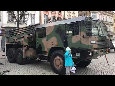 Wideo1: Piknik Militarny w Lesznie