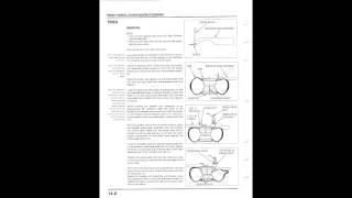 10. Honda TRX 500FA Rubicon 2001-03 Online Service Manual
