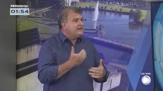 Clodoaldo Gazzetta é o primeiro entrevistado nas sabatinas da RecordTV Paulista
