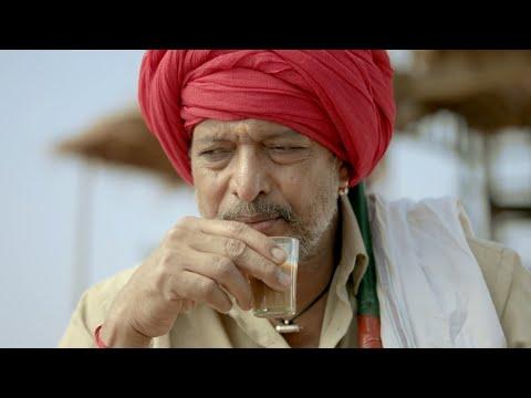 #Baapkobhej  Nana Patekar Saheb in & as Vikram -  Behind the Scenes