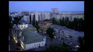 when you give me love. Саратов и Энгельс в time lapse