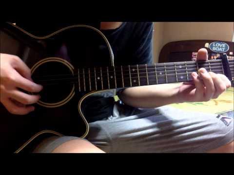 Sword Art Online Ed Yume Sekai Guitar Cover Solo