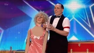 Video Britain's Got Talent 2016 S10E05 Scott Nelson A Creative Comedic Magician Full Audition MP3, 3GP, MP4, WEBM, AVI, FLV Juni 2018