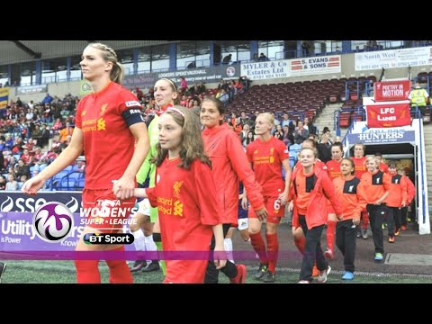 Liverpool Ladies 1-0 Doncaster Rovers Belles | Goals & Highlights