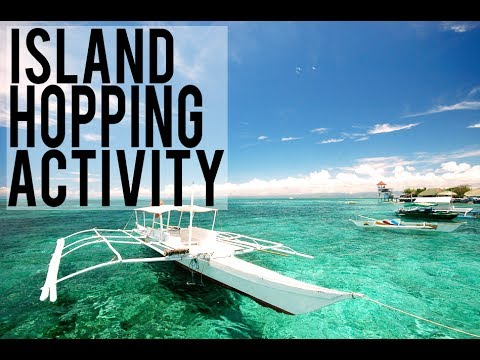 Island Hopping Activity