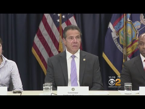 Election Night Delivers Clean Sweep For Cuomo's Ticket