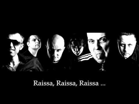 Tekst piosenki Grabaż i Strachy Na Lachy - Raissa po polsku