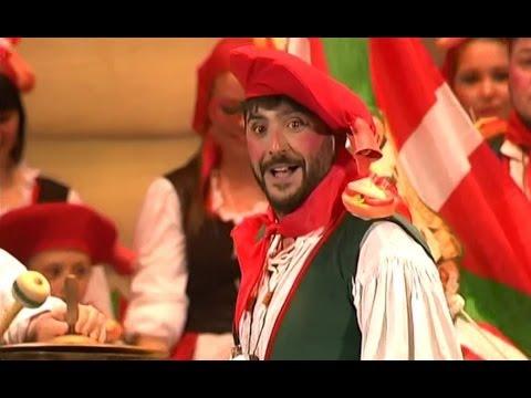 Chirigota. Lo Siento Patxi, No todo el mundo puede ser de Euskadi FINAL | Carnaval Cádiz 2014