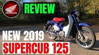 7. HONDA super cub | Review | NEW | c125 | First impression