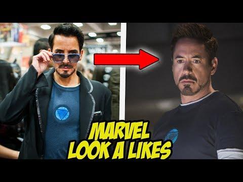 Avengers' BEST Lookalikes - Best Actors, & Cosplayers  Looking Like Marvel Characters