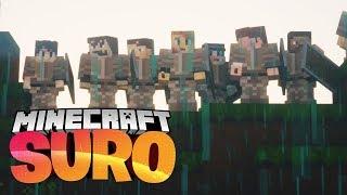 Das MASSAKER & mein sicherer TOD • Minecraft #SURO Highlights | Tag 7 & 8