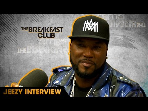 Jeezy Returns to The Breakfast Club