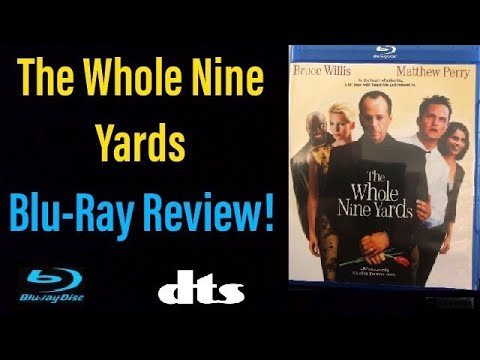 """The Whole Nine Yards"" (2000) Blu-Ray Review!"