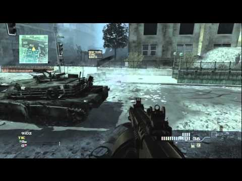 MW3: Secret Spots - Downturn (Modern Warfare 3) Video