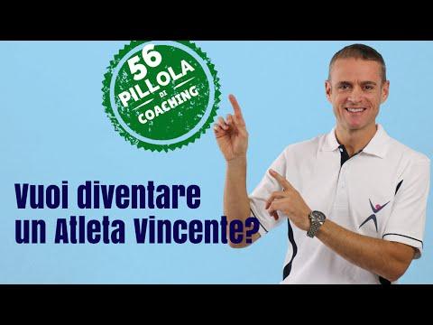 Atleta Vincente (Formule, Strategie e Tecniche per diventare campioni)