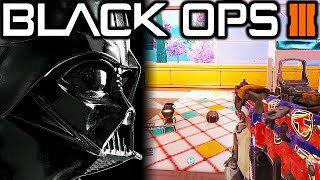 I GOT SUCKED INTO THE DARK SIDE of BLACK OPS 3!!
