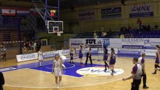 Good Angels Kosice – Horizont Minsk – EEWBL 07.01.18. Kosice