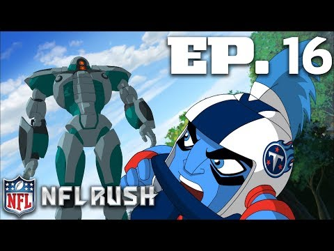 Ep. 16: Cheer Up, Troy (2012 - Full Show) | NFL Rush Zone: Season of the Guardians