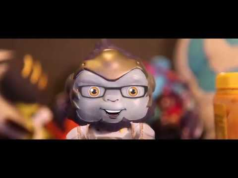 Winston - BlizzCon 2017 Movie Contest First Place Winner