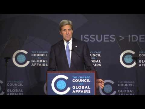 Remarks at the Chicago Council on Global Affairs