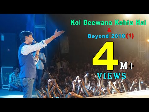 Video Koi Deewana Kehta Hai & Beyond 2010 [1of 5] download in MP3, 3GP, MP4, WEBM, AVI, FLV January 2017