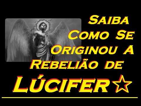 BATALHA NO CÉU -Saiba qual foi o motivo de Lúcifer o Anjo de Luz se rebelar contra Deus