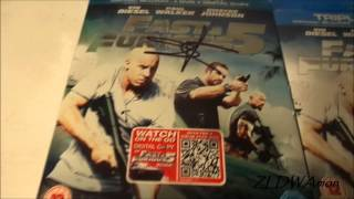 Nonton (FINISHED) Fast & Furious 5 with Sung Kang & Vin Diesel's autograph for auction on eBay Film Subtitle Indonesia Streaming Movie Download