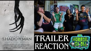 "Nonton ""Awaken the Shadowman"" 2017 Horror Movie Trailer Reaction - The Horror Show Film Subtitle Indonesia Streaming Movie Download"