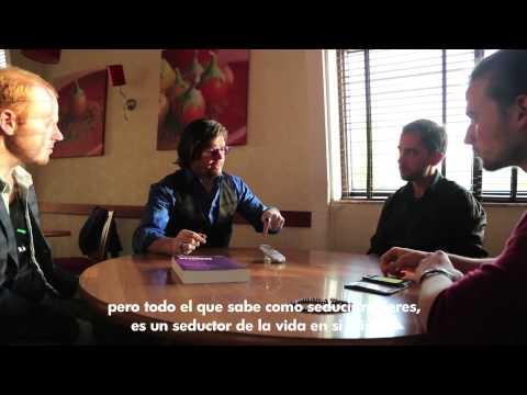 Zan Perrion & Egolandseduccion (1/2): Videoentrevista sobre seducción natural