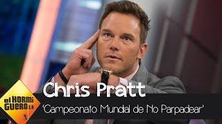 Video Chris Pratt supera a Ryan Reynolds no parpadeando - El Hormiguero 3.0 MP3, 3GP, MP4, WEBM, AVI, FLV Juli 2018